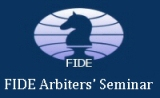 FIDE TRAINERS SEMINAR FOR FIDE TRAINERS TITLES
